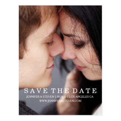 SAVE OUR DATE | SAVE THE DATE Announcements Cards