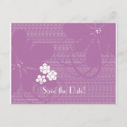 Save The Date 90th Birthday Party Invitation