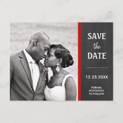 Save the Date Add Your Own Photo Wedding