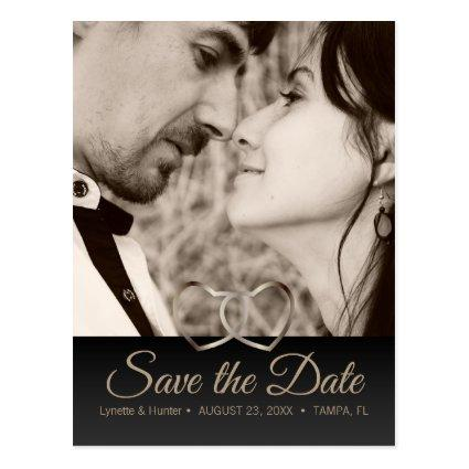 Save the Date - Anniversary - Diy Photo