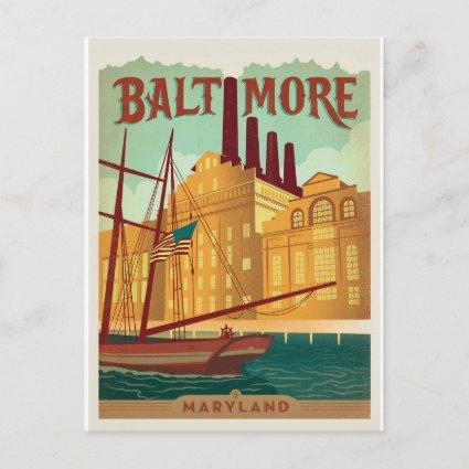 Save the Date - Baltimore, MD Announcement