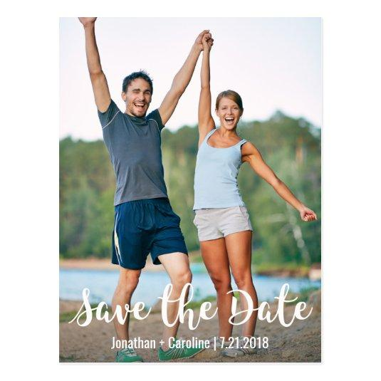 Save the Date Cards | Fun, Modern, Casual, Photo