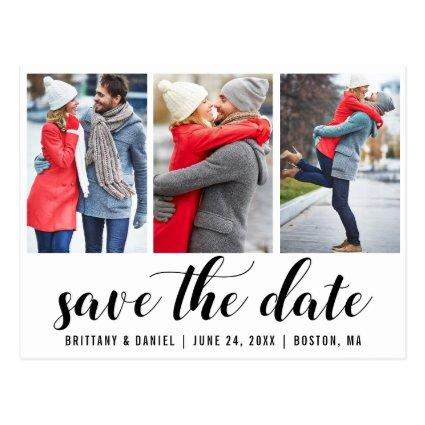 Save The Date Engagement 3 Photo