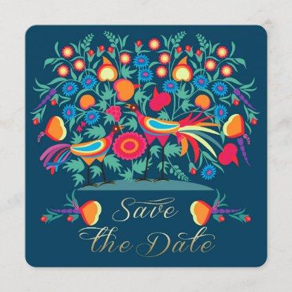 Save the Date for a Wedding Anniversary Party