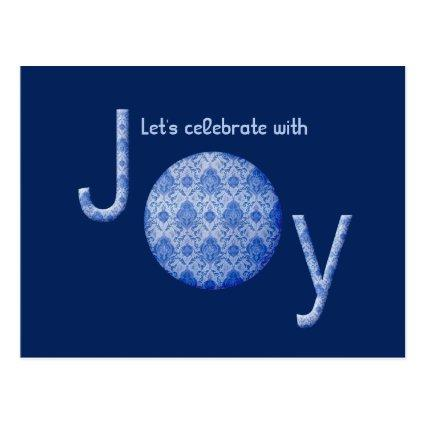 Save the Date for JOY at Christmas