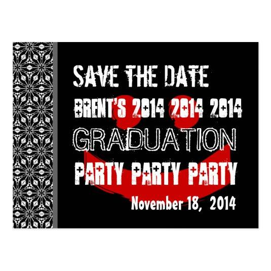 save the date for graduation party sample graduation party