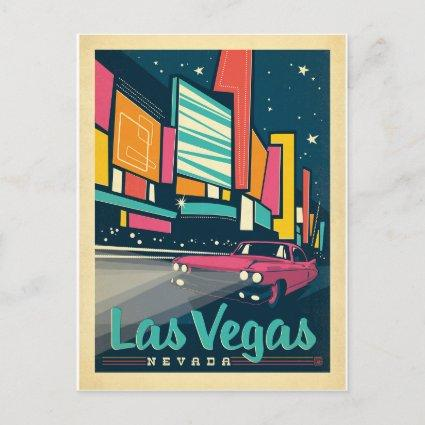 Save the Date | Las Vegas, NV Announcements Cards
