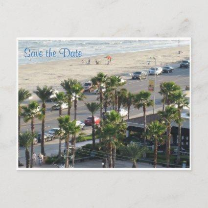 Save the Date - Let's Go to Galveston Cards