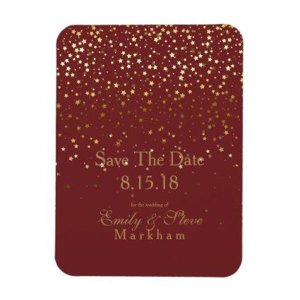 Save The Date Magnet
