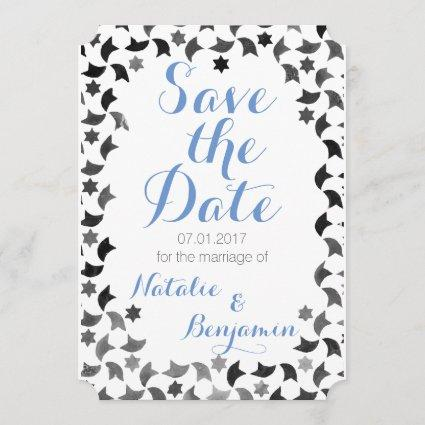 Save the Date Mailer | Addresses on Back