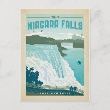 Save the Date | Niagara Falls, NY Announcement