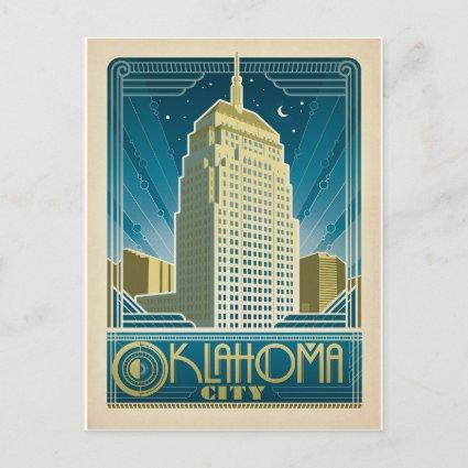 Save the Date | Oklahoma City, OK Announcement