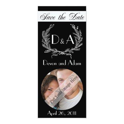 Save the Date Photo Invitation