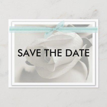 Save the Date Tiffany! Announcement