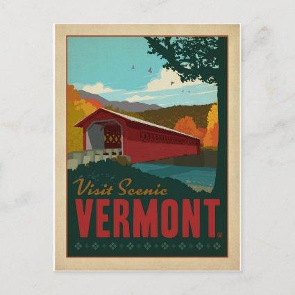 Save the Date -Visit Scenic Vermont Announcement