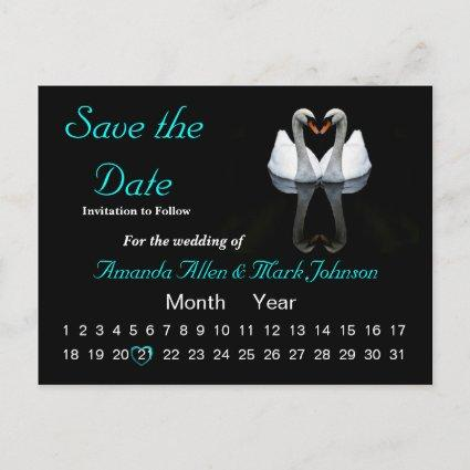 Save the Date, Wedding Announcement