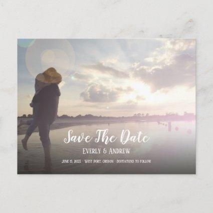 Save the Date Your Photo Cards