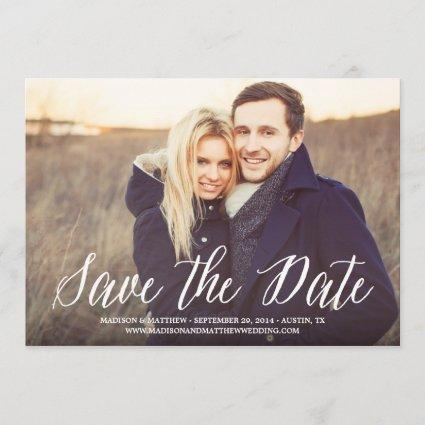 Signature | Save the Date Announcement