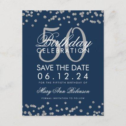 50th birthday save the date save the date cards save the date cards