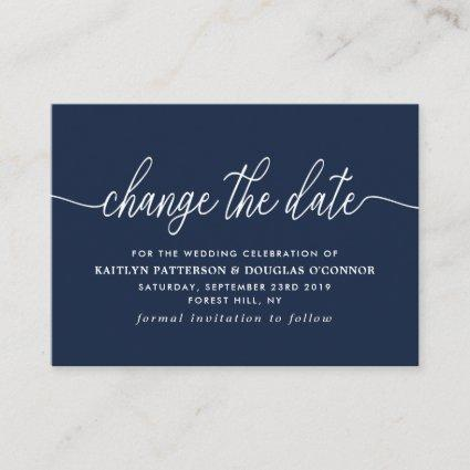 Simple Script Change The Date Enclosure Card