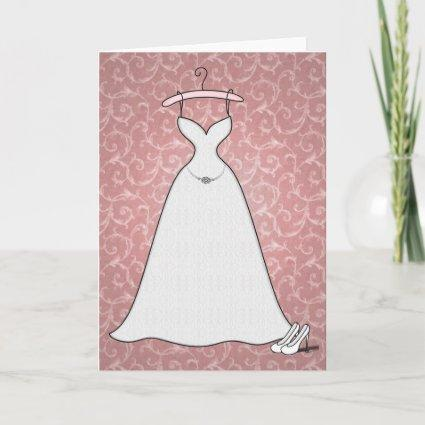 'Simply Lace' Card