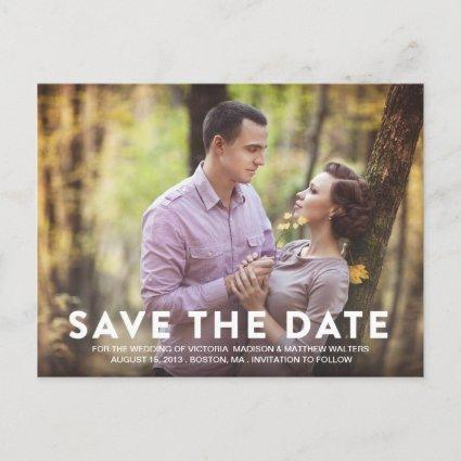 SO IN LOVE | SAVE THE DATE Announcements