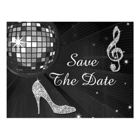 Sparkly stiletto heel 18th birthday save the date cards 130 sparkly stiletto heel 18th birthday bookmarktalkfo Images