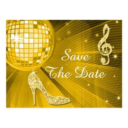 Personalized 60th birthday save date save the date cards save the sparkly stiletto heel 60th birthday bookmarktalkfo Gallery