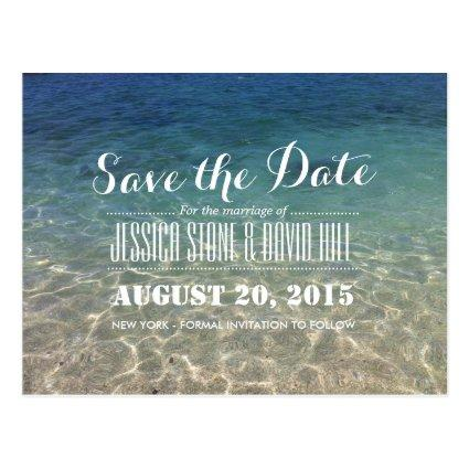 romantic beach wedding save the date magnets Save the Date Cards – Destination Wedding Save the Date Magnets