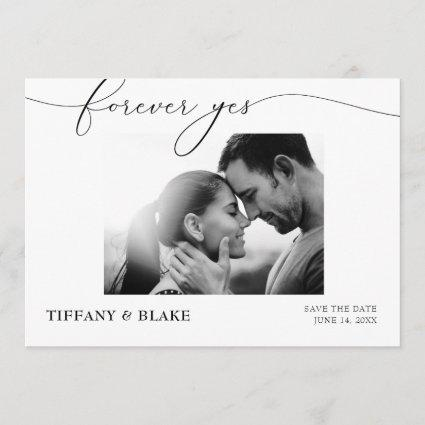 Tender Love Save The Date Card