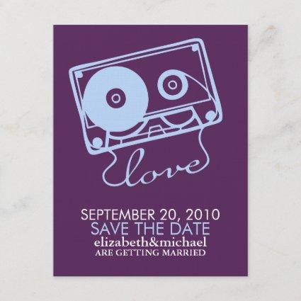 The Perfect Mix - Wedding Save the Date