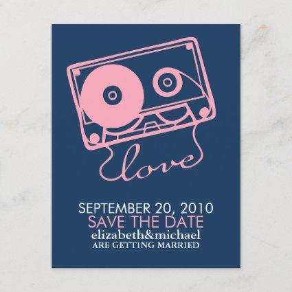 The Perfect Mix Wedding Save the Date