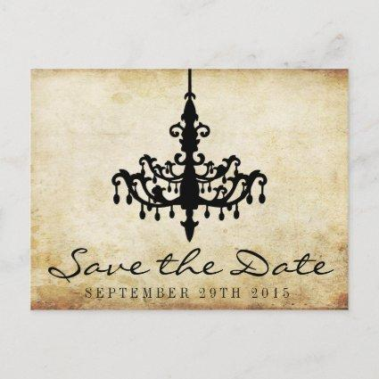 The Vintage Chandelier Wedding Collection Announcement