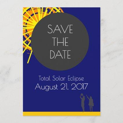 Total Solar Eclipse Save The Date