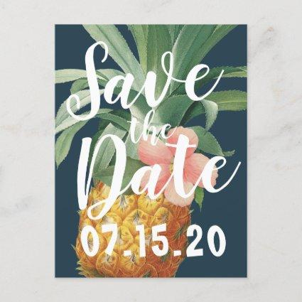 Tropicana Save the Date Announcement