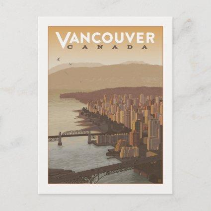 Vancouver Canada   Save the Date Announcement