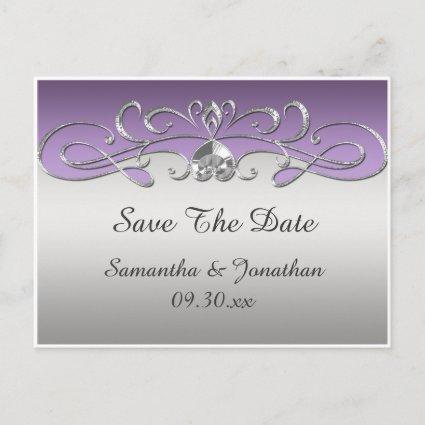 25th wedding anniversary save the date cards save the date cards