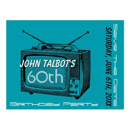 60th Birthday Save The Date Save The Date Cards Save the Date Cards – Save the Date Cards Birthday