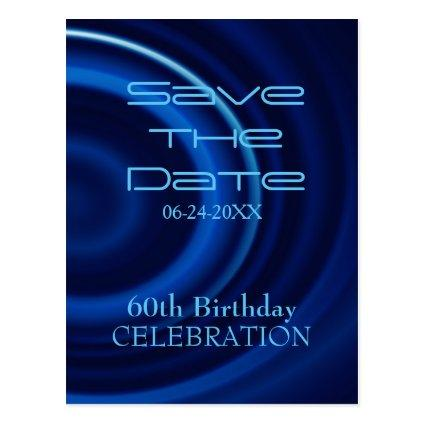 60th birthday party choose color cards save the date cards vortex 60th birthday cards bookmarktalkfo Gallery