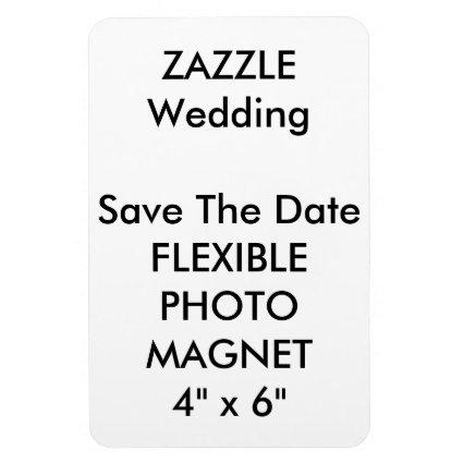 Wedding Custom  Photo Fridge Magnets