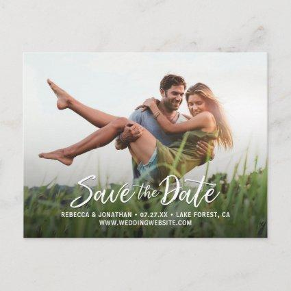 Wedding Photo Save the Date Cards | Cheap