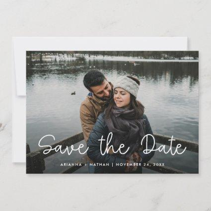 Whimsical Love | Three Photo Save The Date