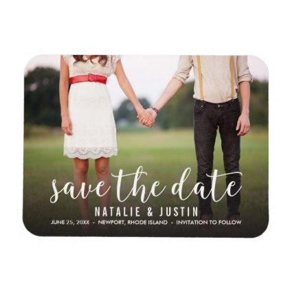 Whimsy Photo  Announcements Magnets