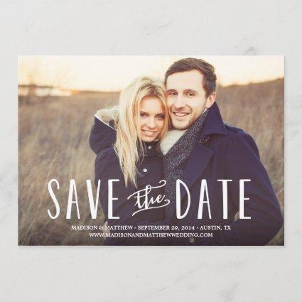 Whimsy | Save the Date Announcement