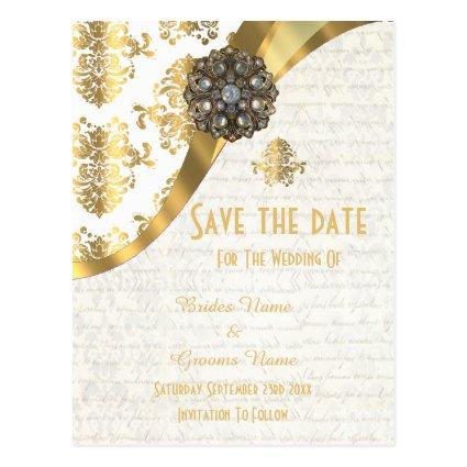 Pattern Save the Date Cards – Save the Date Cards