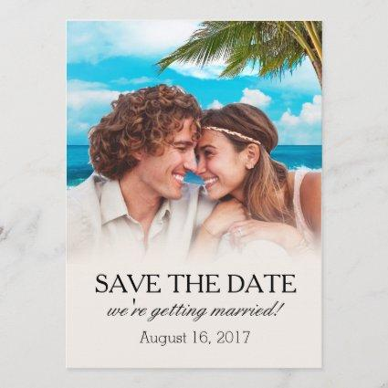 White Sands Beach ASK ME TO PHOTOCHOP YOUR PIC Save The Date