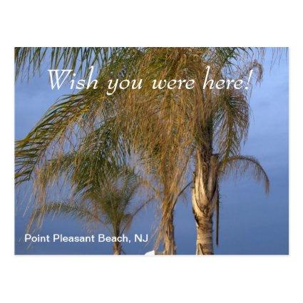 Wish you were here Point Pleasant Beach NJ Cards