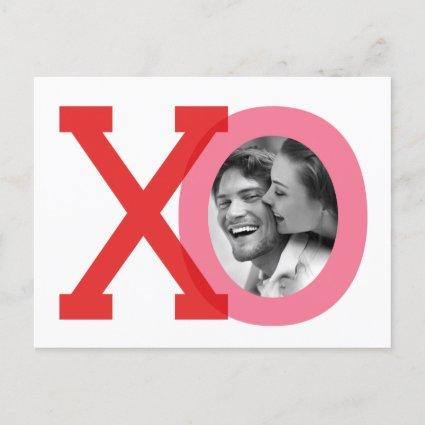 Xoxo Valentines Day Save The Date Cards Save The Date Cards